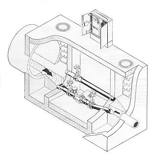 Obrázek - Regulátor se shybkovým indukčním průtokoměrem FluidIDM