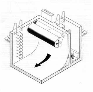 Obrázek - Vyplachovací klapka FluidFlush