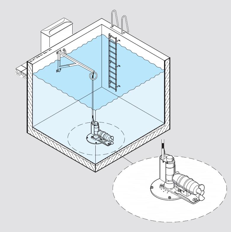 Obrázek - Otočné míchadlo FluidSway